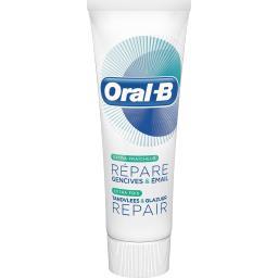 Dentifrice répare gencives et émail extra fraîcheur