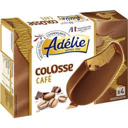 Colosse - Glace café enrobage chocolat lait