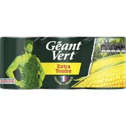 Maïs doux extra tendre