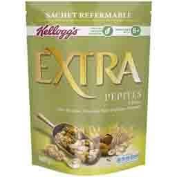 Extra - Céréales Pépites 4 noix