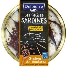 Les Petites Sardines graines de moutarde