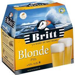 Bière blonde Pils