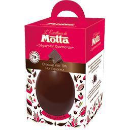 Motta Œuf chocolat noir 70% pur Equateur