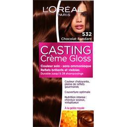 Casting - Couleur soin Crème Gloss Chocolat Fondant 532