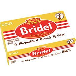 Beurre doux La plaquette d'Emile Bridel