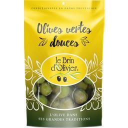 Olives vertes douces
