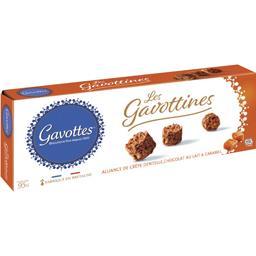Bouchées Les Gavottines chocolat lait & caramel