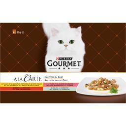 Recettes du Chef pour chats - A la Carte