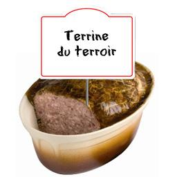 Terrine du TERROIR