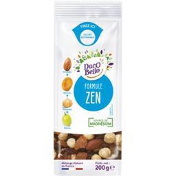 Formule Zen amandes, abricots, noisettes et raisins