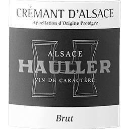 Crémant d'Alsace Hauller Brut
