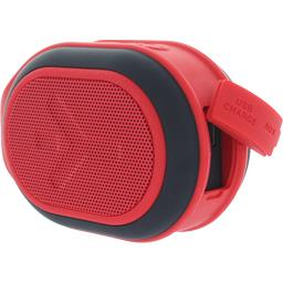 Enceinte portable Bluetooth Grey Red