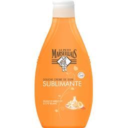Douche crème de soin Sublimante huile d'abricot & ly...