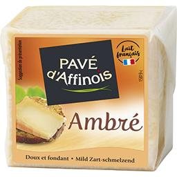 Fromage à pâte molle Ambré