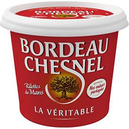 Bordeau Chesnel Rillettes du Mans La Véritable