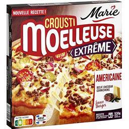 Crousti Moelleuses - Pizza Extrême L'Américaine bœuf...