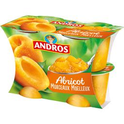 Délice en Morceaux - Dessert abricot