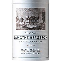 Haut-Médoc Château Lamothe-Bergeron - Cru Bourgeois ...