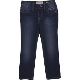 Jean fille taille 6 ans