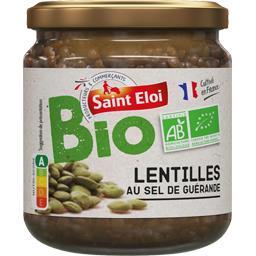 Lentilles au sel de Guérande BIO