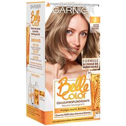 Garnier Garnier Belle Color blond cendré naturel, coloration permane...
