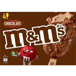 M&M's Glace Chocolate