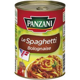 Le Spaghetti bolognaise