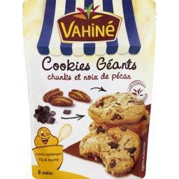 Cookies géants chunks et noix de pécan