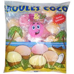 Boules coco