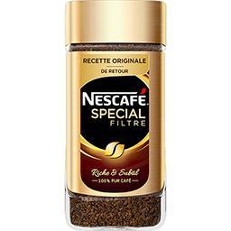 Nescafé Spécial Filtre - Café soluble