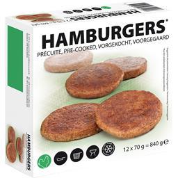 Sélectionné par votre magasin Hamburgers les 12 Hamburgers de 70 g