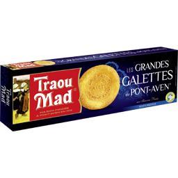 Les Grandes galettes de Pont-Aven au beurre frais