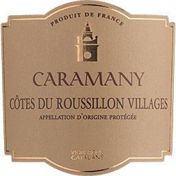Côtes du Roussillon Villages, vin rouge