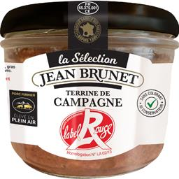Terrine de Campagne Label Rouge
