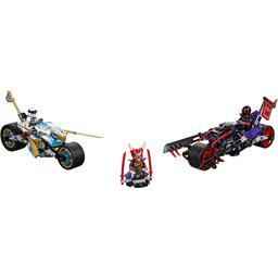 Ninjago - La Course de Rue en Moto 7-14
