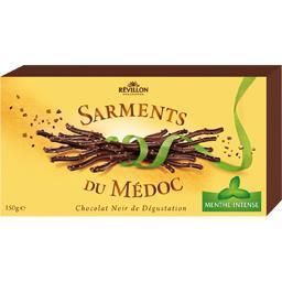 Sarments du Médoc chocolat noir menthe intense