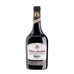 Côtes du Rhône Villages, vin rouge