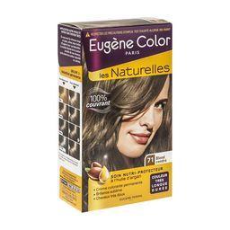 Les Naturelles - Crème colorante permanente blond cendré n°71
