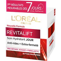 L'Oréal Revitalift - Soin hydratant jour anti-rides & extra-...