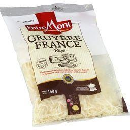 Gruyère France râpé IGP