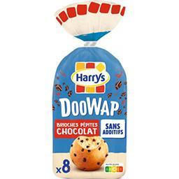 Doo Wap - Brioches pépites chocolat