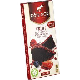 Fruit - Chocolat noir fruits rouges