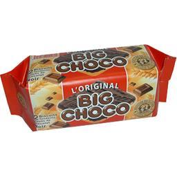 Biscuits Big Choco noir