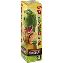Biscuits Dinosaurus fourrage au véritable chocolat