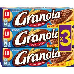 Granola - Biscuits sablés au chocolat au lait L'Original