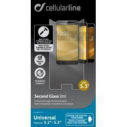 Protection d'écran en verre trempé universel