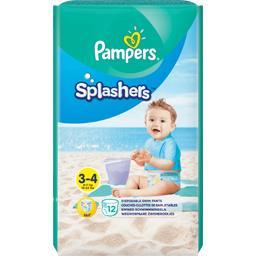 Couches-culottes de bain jetables splashers t3-4