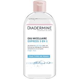 Diadermine Eau micellaire Express 3 en 1 visage & yeux