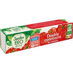 Double concentré de tomate BIO