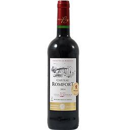 Blaye Côtes de Bordeaux, vin rosé